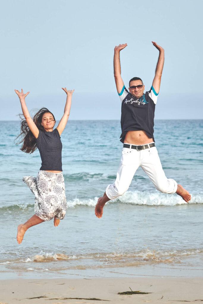 Paar Fotos fotografiert Deutscher Fotograf Ela & Chris beim Fotoshooting auf Fuerteventura in Morro Jable an der Playa de Jandia