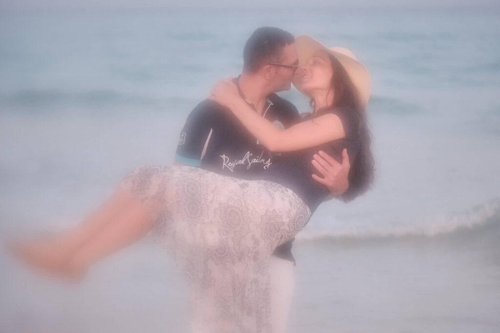 Fotograf Ela & Chris macht Paar Fotos auf Fuerteventura in Morro Jable an der Playa de Jandia