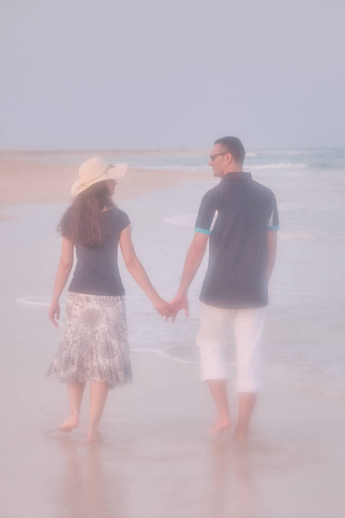 Paar Bilder fotografiert Deutscher Fotograf Ela & Chris beim Fotoshooting auf Fuerteventura in Morro Jable an der Playa de Jandia