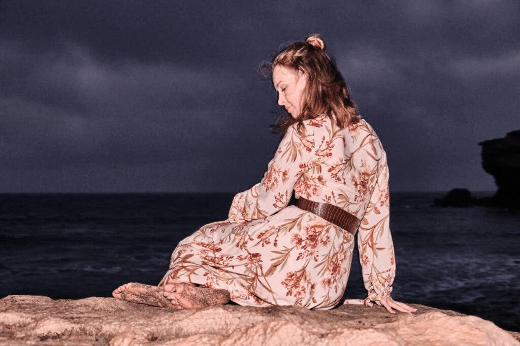 Deutscher Fotograf Chris Klein macht Freundinnen Bilder auf Fuerteventura in Morro Jable an der Playa de Pared