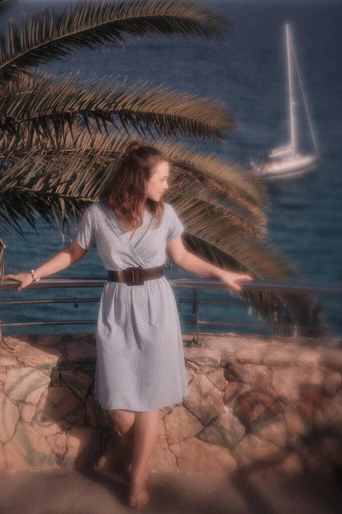 Freundinnen Fotos fotografiert Fotograf Fuerteventura Chris Klein beim Fotoshooting auf Fuerteventura in Morro Jable an der Playa de Pared im David Hamilton Blur